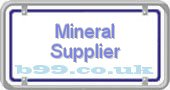 mineral-supplier.b99.co.uk